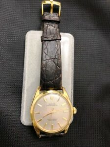 Alte Rolex Oyster Perpetual